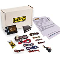 Complete Add-on Remote Start Kit For 2000-2002 Buick LeSabre - Includes Bypass Module - Uses Factory Remotes