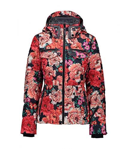 Obermeyer Women's Devon Down Jacket (Pinks in Posy P / 6)
