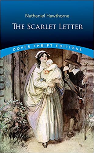 the scarlet letter dover thrift editions nathaniel hawthorne 0800759280483 amazoncom books