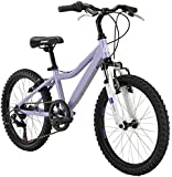 "Diamondback Bicycles Lustre Kid's Mountain Bike, 20"" Frame, Purple"