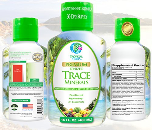 Tropical Oasis Minerals essential Absorption product image