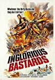 Inglorious Bastards Fred Williamson 11x17 Movie Poster W/Archival Sleeve & Backing
