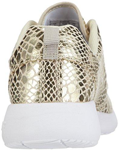 L.A. Gear Sunrise - zapatilla deportiva de material sintético mujer dorado - Gold (Gold-Wht 04)
