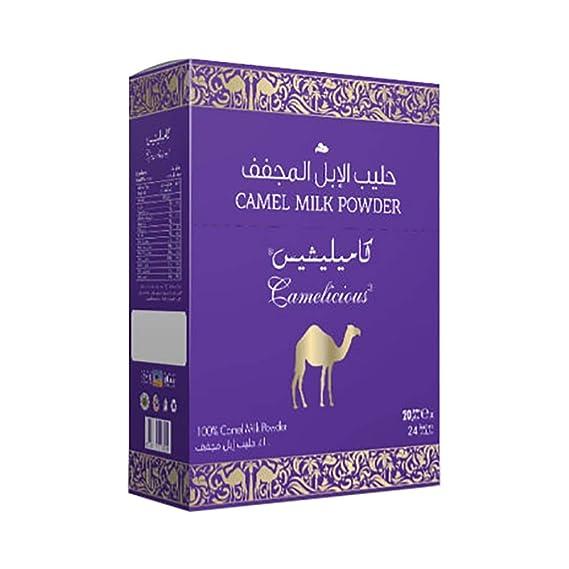 Polvo de leche de camella 100% pura procedente de los Emiratos / Garantía de que no ...