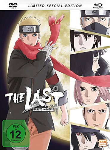 The Last: Naruto - The Movie (2014).Special Edition