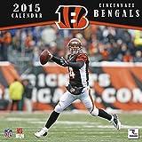 Turner Perfect Timing 2015 Cincinnati Bengals Team Wall Calendar, 12 x 12 Inches (8011692)