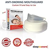 Custom Mouth Guard and Sleep Aid to Prevent Teeth Grinding and Bruxism
