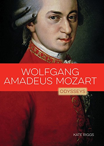 Wolfgang Amadeus Mozart (Odysseys in Artistry) PDF