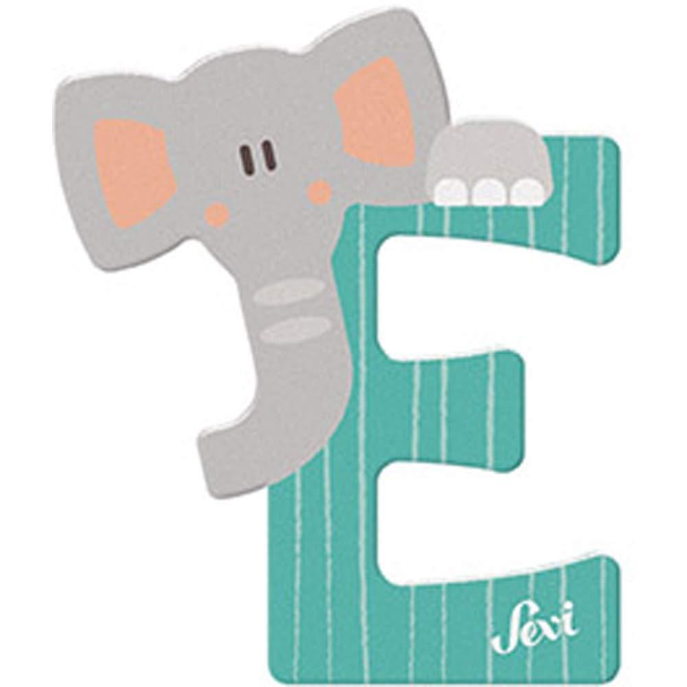 Sevi New Animal Letter E