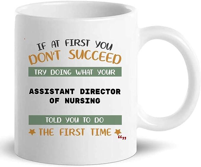 Director Of Nursing Mug For Director Of Nursing Gifts For Director Of Nursing