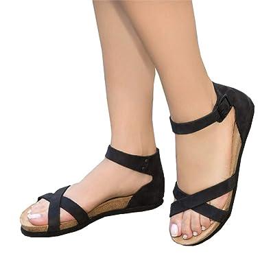 Sandalias de Verano para Mujer con Correa para Esterilla de ...