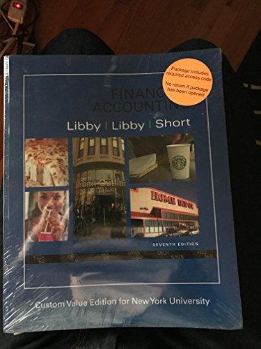 Financial Accounting - NYU Edition