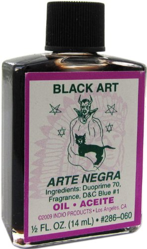 Indio Products Black Art Oil 1/2 fl. oz.