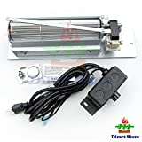 Direct store Parts Kit DN115 FK24 Replacement Fireplace Blower Fan KIT for Monessen, Vermont Castings, Majestic, Northern Flame, Temco, CFM, Rotom HB-RB65 Review