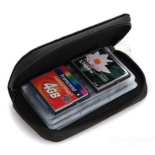 SODIAL Sostenedor de tarjeta bancaria tienda Micro-SD ranura Mini 22 camara telefono movil