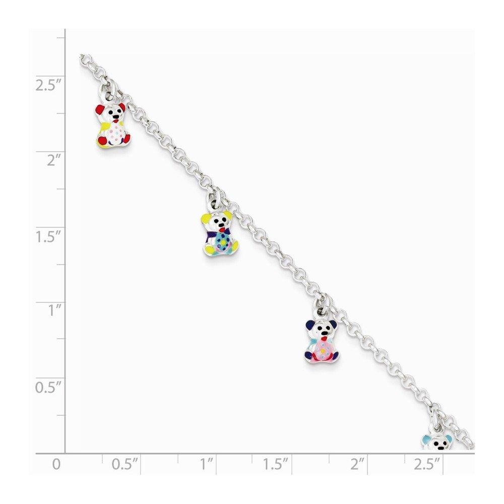 E22571 Cute Small Red Strawberry Hoop Earrings Girls Children Earrings Sterling Silver