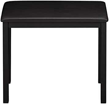 Casio CB7 BK Piano Bench with Padded Seat Black  sc 1 st  Amazon.com : casio piano stool - islam-shia.org