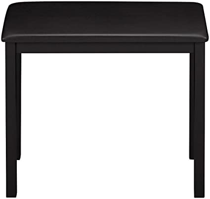 Perfect Casio CB7 BK Piano Bench With Padded Seat, Black