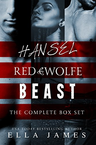 Erotic Fairy Tales: The Complete Box Set: Red & Wolfe, Hansel, and Beast