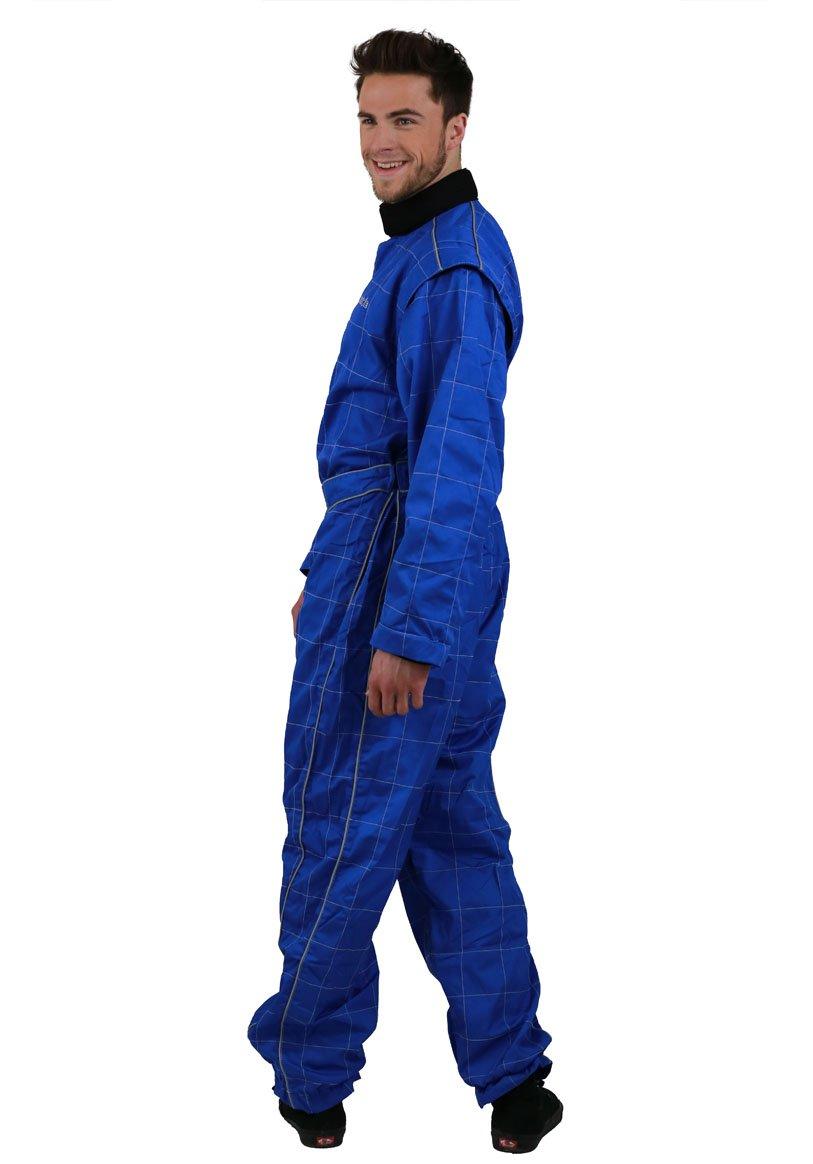 Nerve Race Kartoverall Kombi 450D Blau XL
