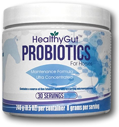 HealthyGut Maintenance Probiotics for Horses (30)