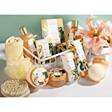 Spa Luxetique Spa Gift Basket, Valentines Day Gift
