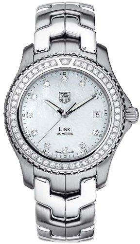 c07aaeb7d8f New Tag Heuer Link Diamond Mens Watch WJ111B.BA0575  Amazon.ca  Watches