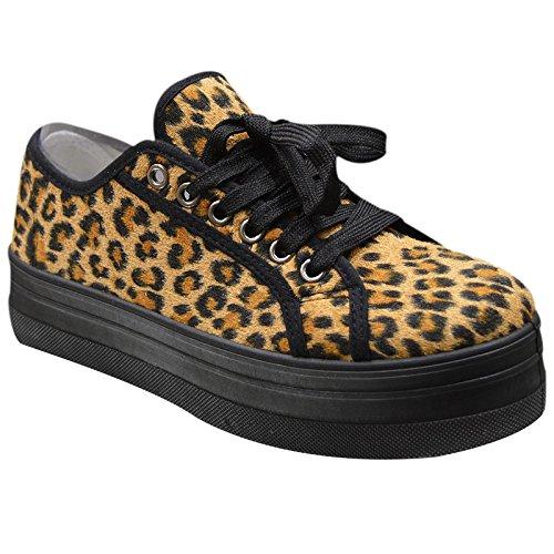 Donna Xelay Xelay Sandali Black Cheetah Sandali RF6wt6x