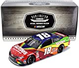 Lionel Racing Kyle Busch 2018 Darlington Throwback Skittles NASCAR Diecast Car 1:24 Scale
