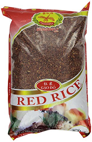 Dragonfly Red Rice 5-Pound