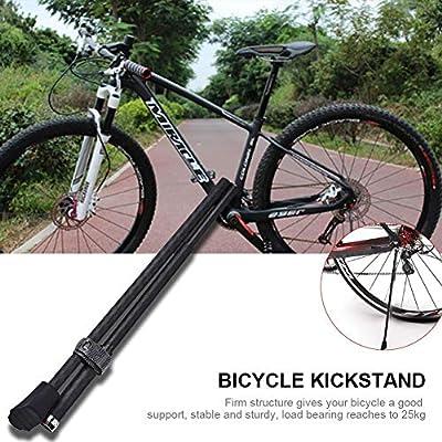 Accesorios de Bicicletas Pata de cabra lateral de la bicicleta ...