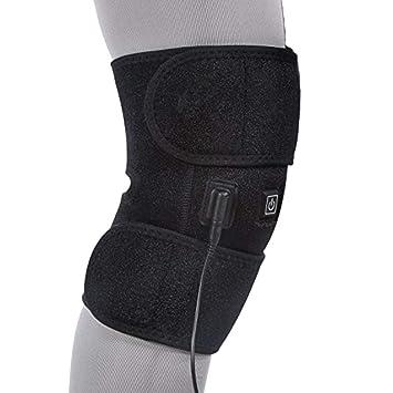 Calentamiento de rodilla, Rodillera Calentamiento de rodilla Terapia de calor con infrarrojo lejano Calentamiento de