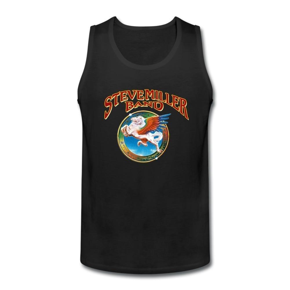 Steve Miller Band Logo Shirts