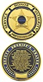 Deputy Sheriff's Prayer Challenge Coin - Pack of 12 Coins