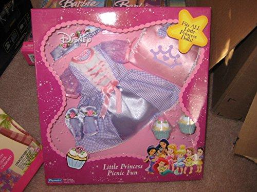 Disney Little Princess Picnic Fun Doll Outfit - Fits All Little Princess Dolls