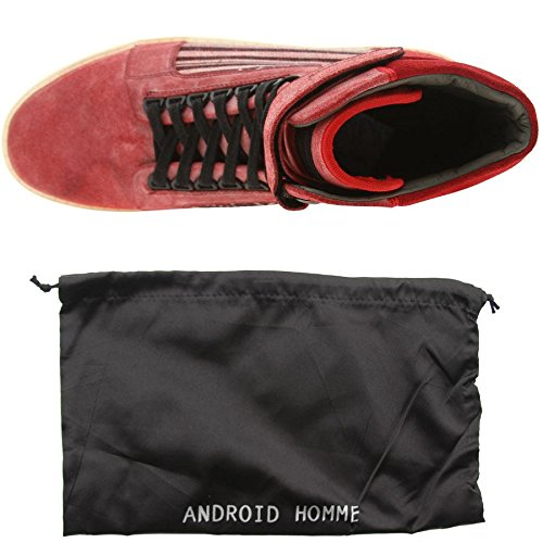 Android Homme Men's Propulsion High 1.5 (red)-10.0