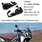 Motorcycle For Honda Africa twin CRF1000L CRF