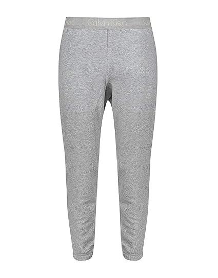 39fb29f255cba Calvin Klein Jeans Jogger W Sweat Pants Grey Heather: Amazon.co.uk: Clothing