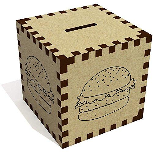 Price comparison product image 'Burger' Money Box / Piggy Bank (MB00004539)