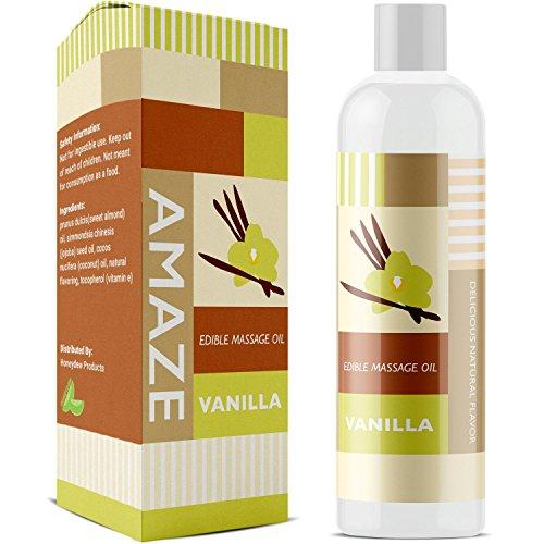 Vanilla Massage Oil Men Women product image