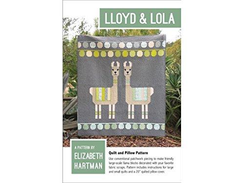 Elizabeth Hartman BCI Crafts EHP032 Lloyd & Lola - Lloyd Center Stores