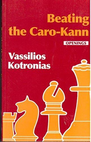 Beating the Caro-Kann (Batsford Chess Library)