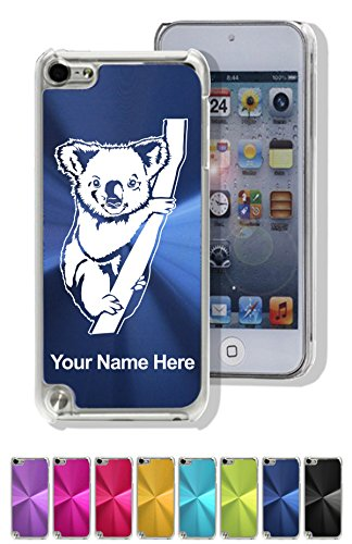 Case for iPod Touch 5th/6th Gen - Koala Bear - Personalized Engraving Included