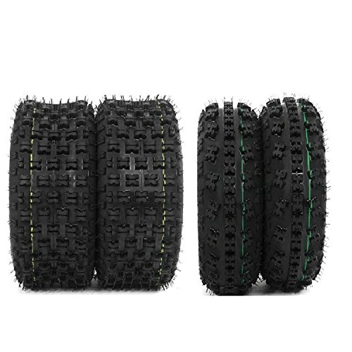 honda recon 250 tires and rims - 3
