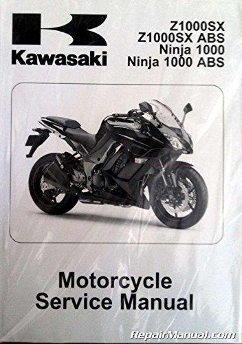 99924-1442-03 2011 2012 2013 Kawasaki Ninja 1000 ZX1000G ...