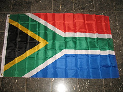3X5 South Africa African Flag 3'X5' Banner Solid Brass Grommets