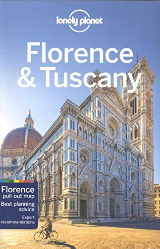 Lonely Planet Florence Tuscany Travel product image