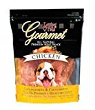 Loving Pets All Natural Premium Chicken Breast Strips with Glucosamine and Chondroitin Dog Treats, 1 Pound, My Pet Supplies