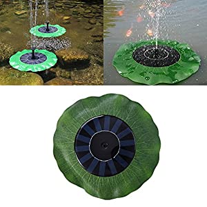 51bWzaqGdDL. SS300  - Solar Fountain Pump solar Water Fountain Pump Brushless Bird Bath Fountain Solar Powered Floating Fountain Kit for Pond Pool Garden Decoration