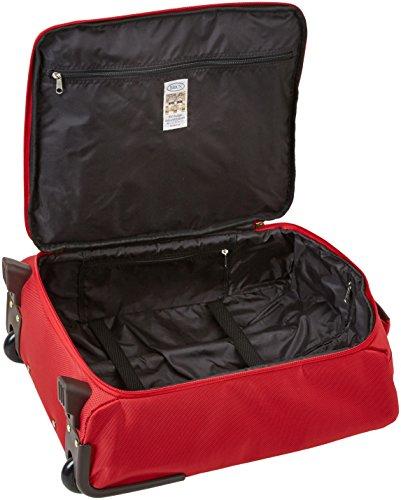 Cm Azul Trolley travel Oscuro Bric's Rojo Soft X 50 qUgw0a